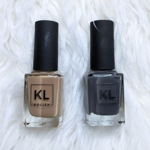 KL POLISH, SET OF 2